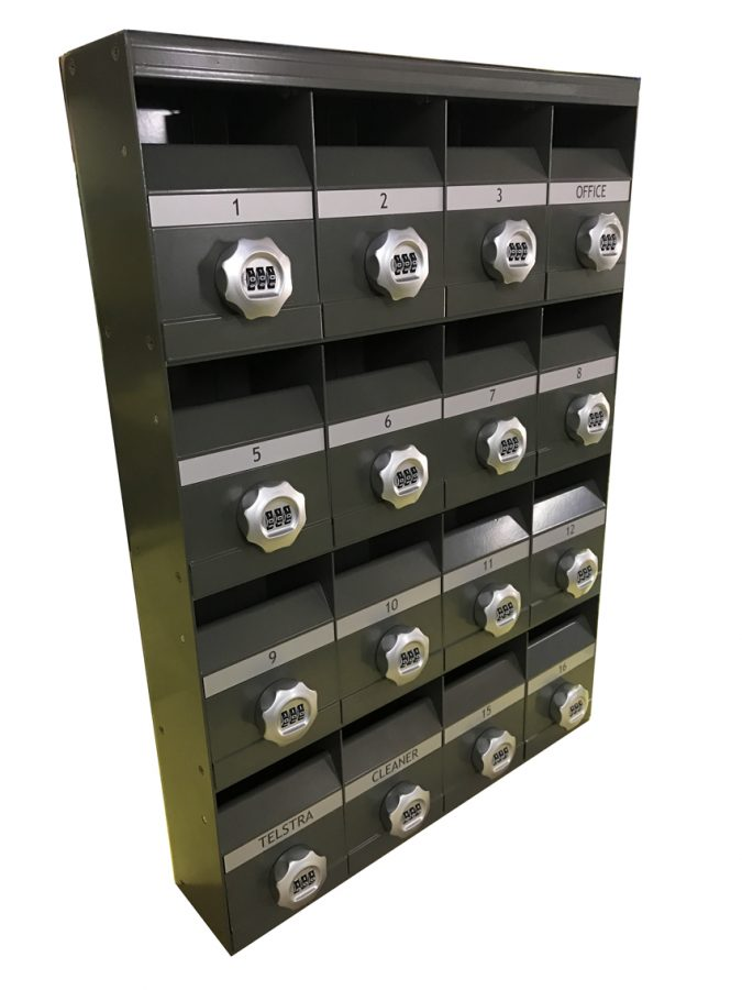 Comination Lock Lockers