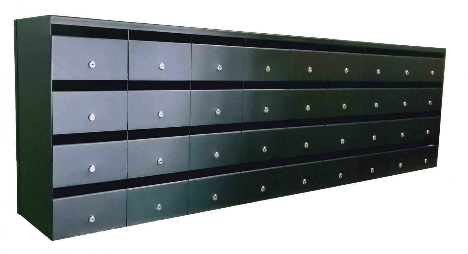 Letterbox Flat Panel Doors