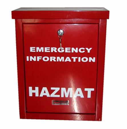 Hazchem Box Sml