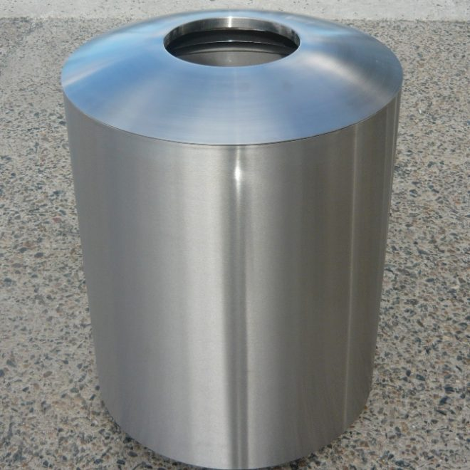 Stainless Bin UAP1