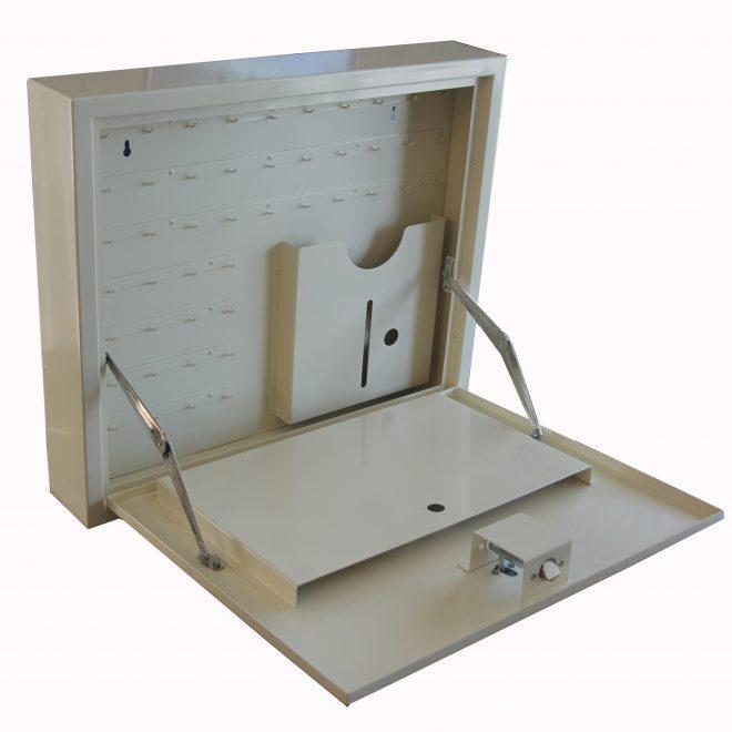 Key Box Open
