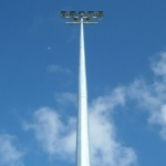 Floodlight Pole